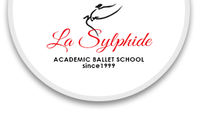 Auditie Academia de Balet – La Sylphide Logo